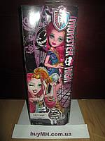 Кукла Monster High Freaky Field Trip Gigi Grant Джиджи Грант Чумовое путешествие