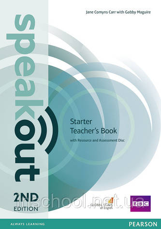 Speakout 2nd Edition Starter Teacher's Guide with Resource & Assessment Disc ISBN: 9781292120171, фото 2