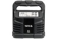 Зарядное устройство 12V, 12А, 6-200Ah - Yato, фото 1