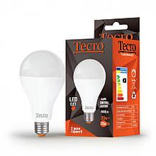 Лампа світлодіодна 20W E27 4000K A80 Tecro 1900 lm 220V TL-A80-20W-4K-E27