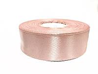 Лента атласная 2,5см / 33метра «Королевский розовый»