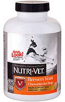 02510 Nutri-Vet Brewers Yeast Комплекс для шерсти, 300 шт