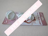 Плунжер кондит.из 3-х для мастики Лист розы VT6-15453