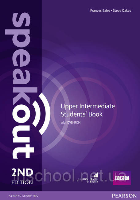 Speakout 2nd Edition Upper Intermediate Coursebook with DVD Rom ISBN: 9781292116013