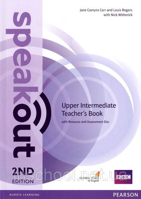Speakout 2nd Edition Upper Intermediate Teacher's Guide with Resource & Assessment Disc ISBN: 9781292120188