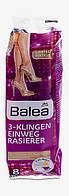 Balea 3 Klingen Einwegrasierer - Одноразовые женские бритвы 8 шт.