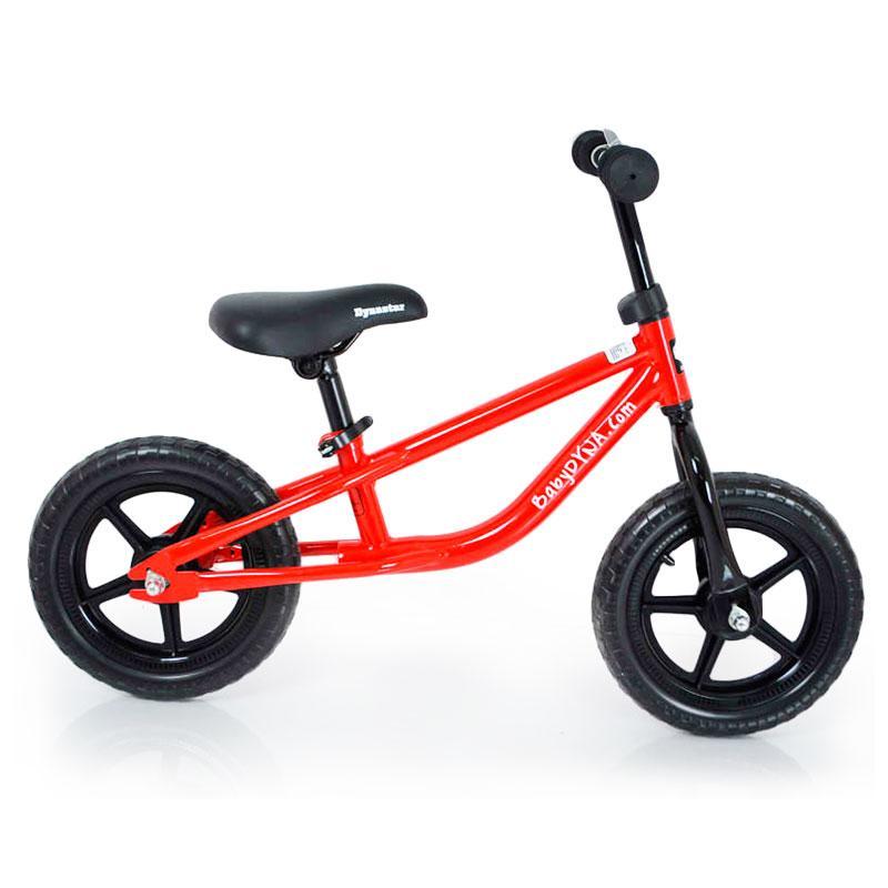 "Беговел 12""(BRN)B-2 Red Eva wheels"