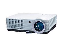 Проектор Tecro PJ-3040 LCD 1000:1 2000 lm 800x480 HDMI VGA USB RCA