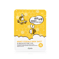 Тканевая маска для лица с медом ESFOLIO Pure Skin Honey Essence Mask Sheet