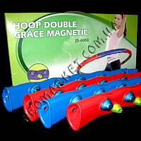 Обруч  Хула-Хуп Hoop Double Grace Magnetic JS-6003 вес 1,3 кг.