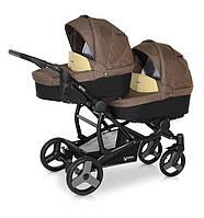 Детская универсальная коляска для двойни 2 в 1 Verdi For 2
