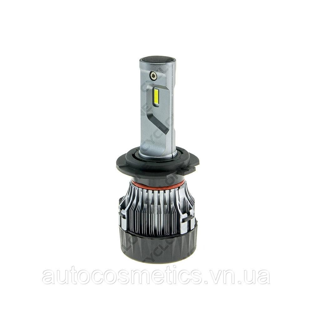 LED лампа CYCLONE H7 5000K 5000Lm CR type 19