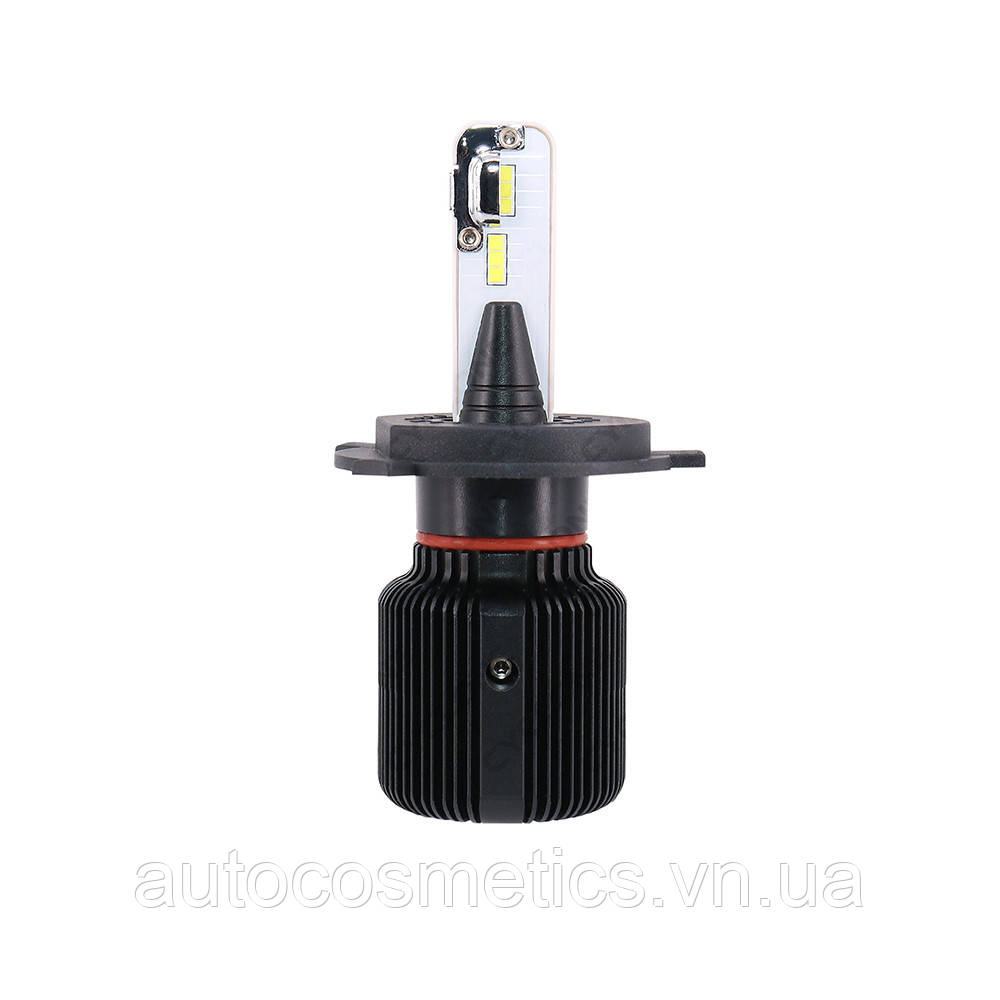 CYCLONE LED лампа H4 H/L 5000K 4500Lm CSP Type 21