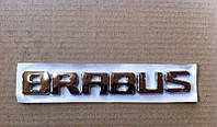 Надпись Brabus