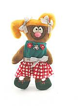 Куколка Эльф рыжий Новогодний