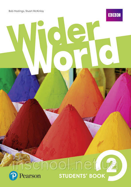 Wider World 2 Students' Book ISBN: 9781292106700