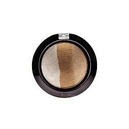Запеченные тени для глаз NICKA K Baked Terracotta Eyeshadow Sparkle Nude, Без ограничений, да, Женский, 3, Nicka K