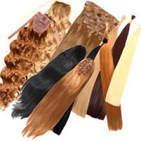 Волосы искусственные для наращивания