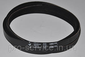 Ремень 1992 PH7 481935828002 для сушильных машин Whirlpool, Bosch