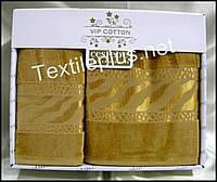 Полотенеца 2шт Vip cotton