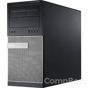 Dell Optiplex 9020 Tower / Intel® Core™ i7-4790 (4 (8) ядра по 3.6 - 4.0 GHz) / 4GB DDR3 / 500 HDD, фото 2