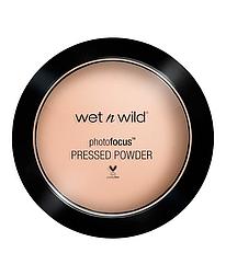 Пудра для лица WET N WILD Photo Focus Pressed Powder