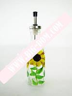 Ёмкость стекл.для масла Подсолнух малVT6-17158