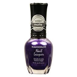 Лак для ногтей KLEANCOLOR Matte Nail Lacquer