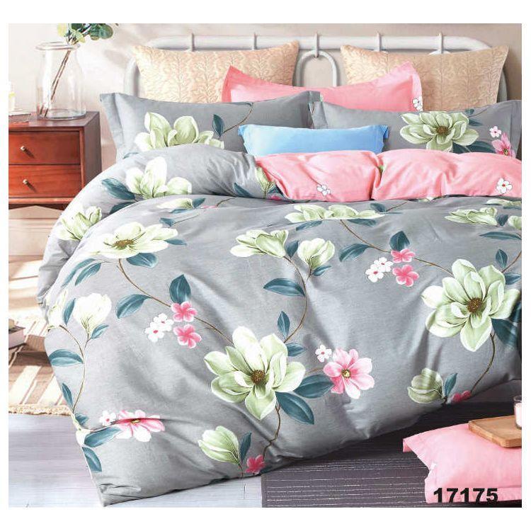 Комплект постельного белья двуспальный Вилюта ранфорс 17175