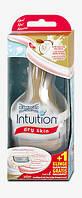 Wilkinson Intuition dry skin Damenrasierer - Бритвенный станок для женщин 1 шт.