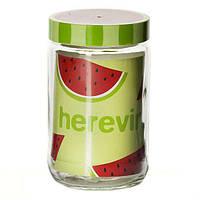 Банка стеклянная 0.66л Watermelon HEREVIN 140567-000