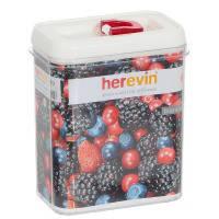 Емкость для хранения LUXOR BIANCA WHITE 1.8л пластик HEREVIN 161183-001