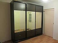 Шкаф купе А-2216 размер 2214*600*2400, фото 1