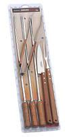Набор приборов для гриля 6 шт. TRAMONTINA Barbecue 26499/026