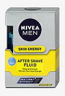 Nivea Men Skin Energy After Shave Fluid - Бальзам после бритья  100 мл