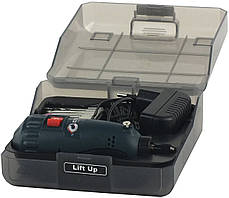 Міні гравирувальна машина з набором Сталь МГ 1820, фото 2