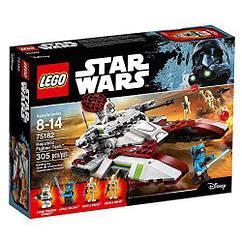 LEGO Star Wars Боевой танк Республики Конструктор Лего звездные войны 75182