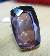 """Элегантное кольцо """"София"""" с турмалиновым кварцем, размер 17.8 от студии LadyStyle.Biz, фото 1"""