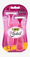 Bic Miss Soleil 3 + 1 Einwegrasierer - Бритвенный станок для женщин 4 шт.