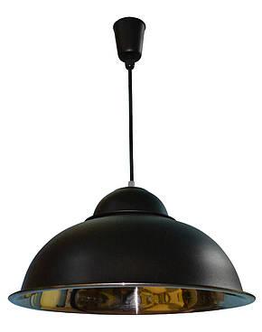 Светильник подвесной СП 3614 BK+CR MSK Electric, фото 2