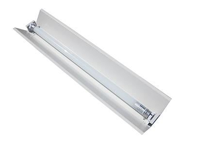 Светильник открытый под led лампу 60см СПВ 01-600 стандарт MSK Electric, фото 2