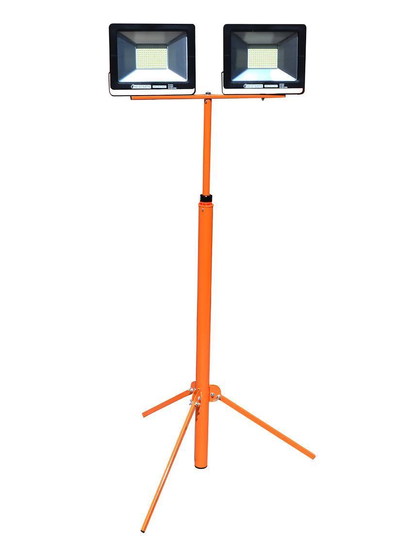 Стойка для прожекторов оранжевая MSK Electric СТ-2000