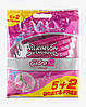 Wilkinson Sword Einwegrasierer Extra2 Beauty - Одноразовые бритвы 7 шт.