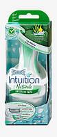 Wilkinson Sword Intuition Naturals Rasierer sensitive care - Бритвенный станок для женщин 1 шт.
