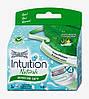 Wilkinson Sword Intuition Naturals sensitive care Rasierklingen - Сменные кассеты к бритвенный станку 3 шт.