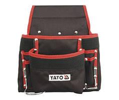 Сумка поясная для инструментов с 8 карманами - Yato