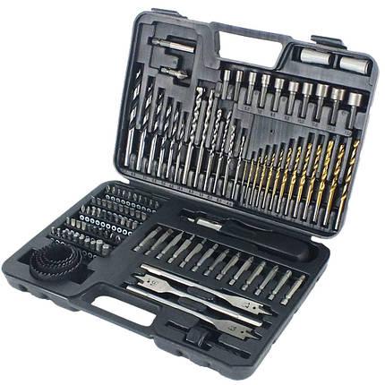 Набор инструмента комбинированный Werk 111 предметов, фото 2