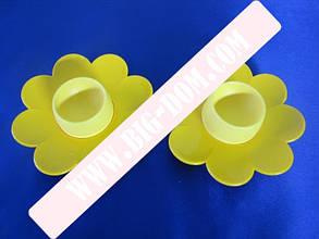 Тарелка Пашотница для яиц Ромашка из 2-х G 156