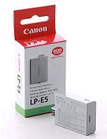 Dilux - Canon LP-E5 7,4V 1080mah Li-ion, аккумуляторная батарея к фотокамере