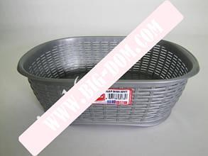 Сухарница Конфетница Корзинка для сухарей хлебница для сухарей Ротанг 5175